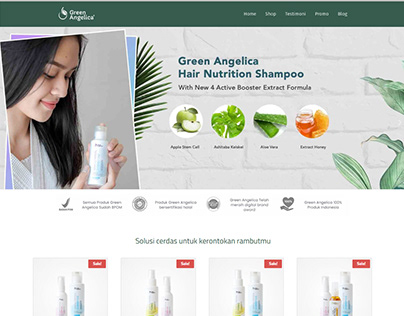 Green Angelica Project