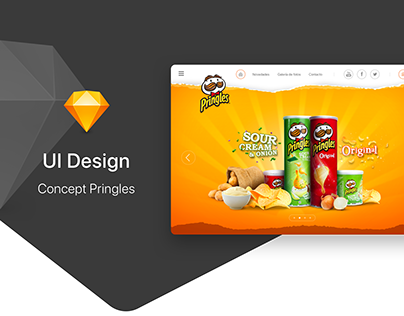 UI Design - Sketch App