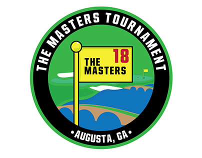 THE MASTERS TOURNAMENT- Logo Rebrand
