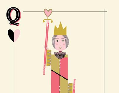 Queen - Digital Illustration