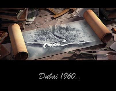 Dubai Creek 1960