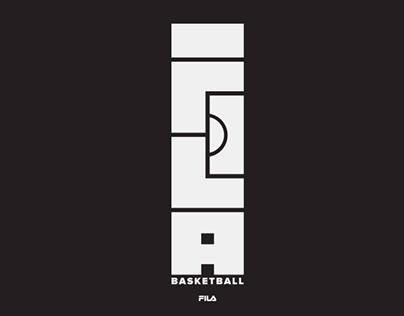 Fila Basketball Collection