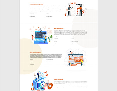 Overview of Tagline Infotech IT Company