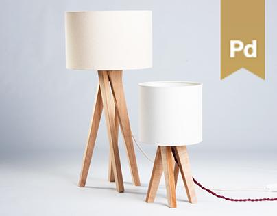 Luminárias Muda - Muda Lamp