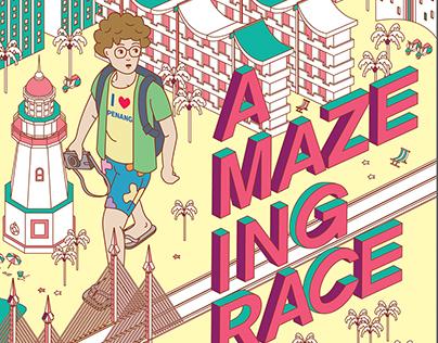 A-MAZE-ING RACE 2015