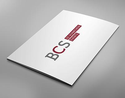 Logo Entwurf BCS