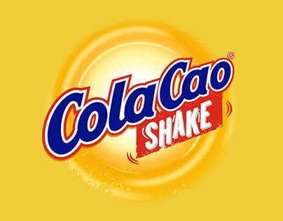 "Campaña Promocional ""Agítate"" para Cola Cao Shake 0%"