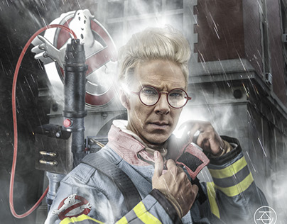 Ghostbusters · Egon