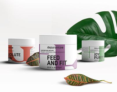 depuravita, corporate identity