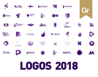 LOGO DESIGN projects 2018 - 2019