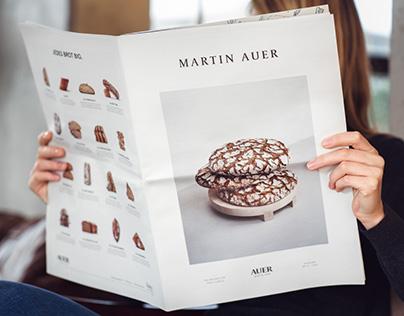 Martin Auer Magazin - Publishing