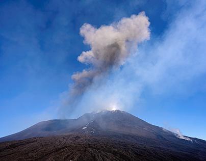 Mt. Etna, Sicily 2019