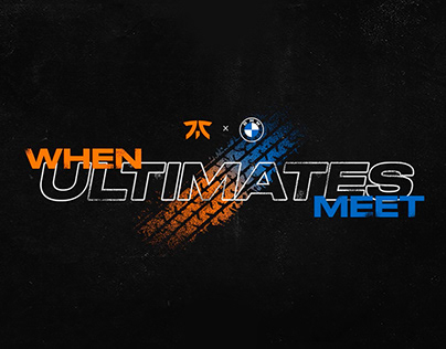 Fnatic x BMW When Ultimates Meet Title Sequence