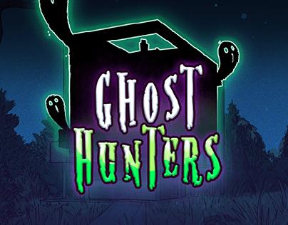 BD/Comics Ghost Hunters
