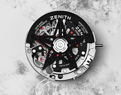 ZENITH Defy - CGI