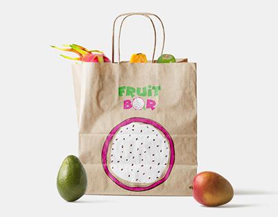 Fruit Bar   Branding