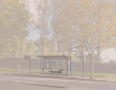 Future Transport Bus Stop