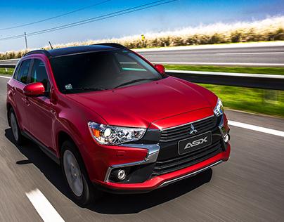 Photography - Mitsubishi ASX