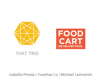 User Experience Prototype_Food Cart Service