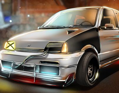 Fiat Cinquecento (500)