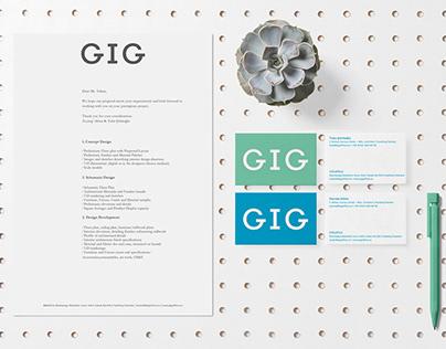 GIG — Identity Design