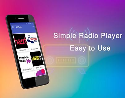 UK Radio App