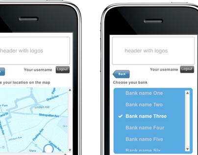 FinApp | UX, UI | Interaction Design