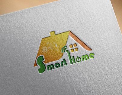 Logo design - Smart home company