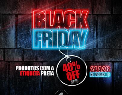 Black Friday - Senke Store