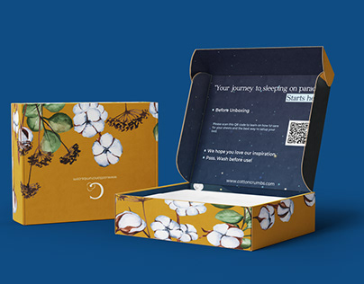 Cottoncrumbs | Packaging