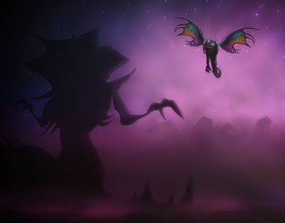 Brightwing VS Zagara / Heroes Of The Storm