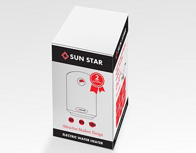 Carton Box Packaging Design