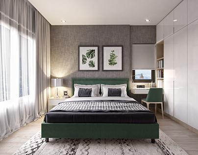 Botanica apartment_ Ho Chi Minh City _ Green concept