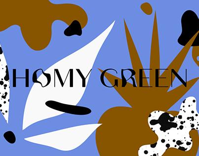 HOMY GREEN