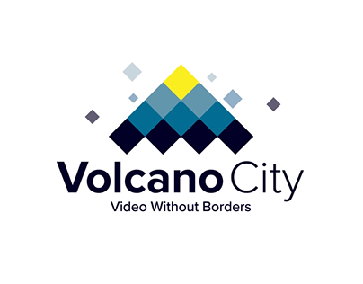 Volcano City - Motion Design