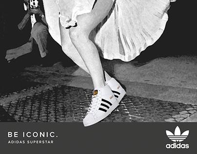 Adidas Superstar Advertising Campaign