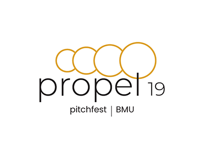 Case Study - Propel19 Visual Identity for a Pitch Fest
