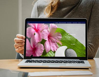 Web Design   Biovitae.mx