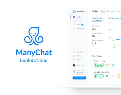 ManyChat - Concepts