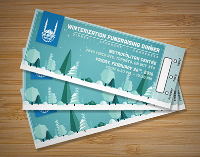 Winterization Fundraiser Dinner
