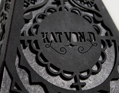 KidRobot / Kat Von D Edition