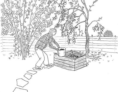 Bee Garden Works