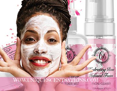 UniqueScentsations.com Natural Cosmetics