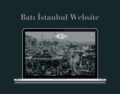 Batı İstanbul Website