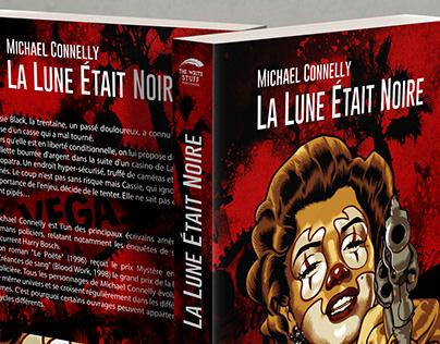 LA LUNE ÉTAIT NOIRE - Book Cover