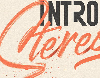Stereohead SVG FREE Brush Font