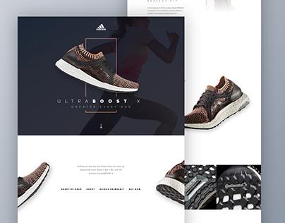 Adidas Ultraboost X • Malaysia Launch