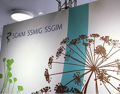 Kongress-Lounge SGAIM