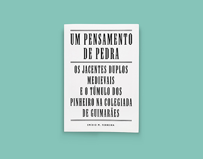 """""""Pensamento de Pedra"""" Book"""