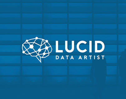 LUCID - LOGO DESIGN , IDENTITY PROGRAM